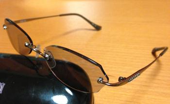 アナスイのサングラス