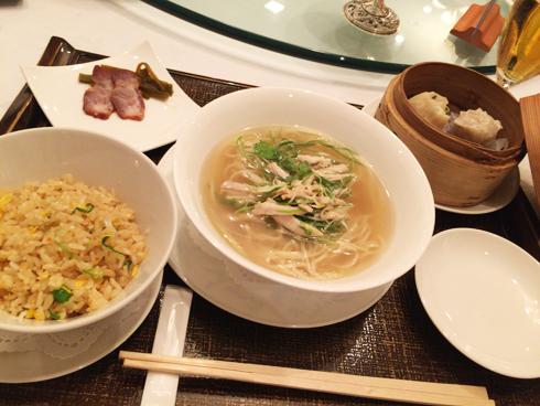 イケ麺ランチ