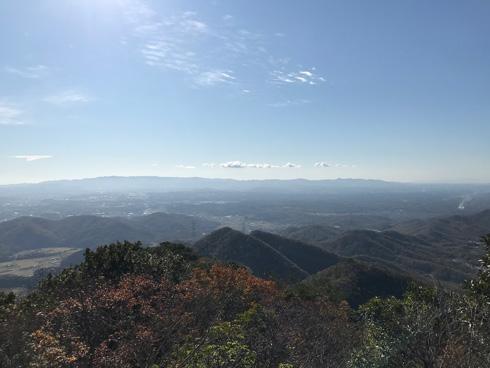 丹波岩からの眺め